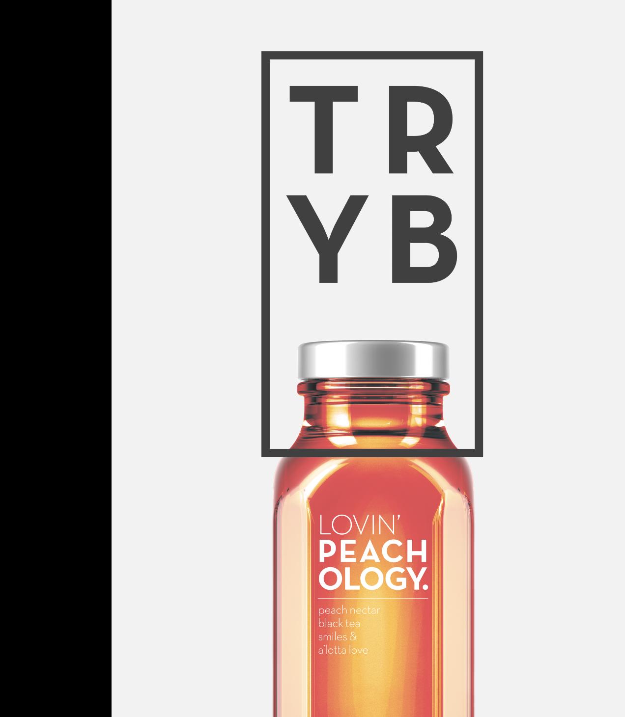 TRYB, Theme Park Lemonade, My Better Half & Half Tea, Peachology, Teas, Juices, Black Owned Business, Willoughby Avenue, Buy Black, Ross Johnson